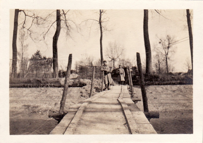 Photos de Cormicy et des environs : le canal, La Neuville et Sapigneul (entre 1914 et 1915) Ptcana10