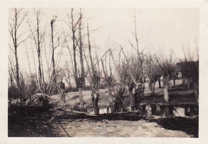 Photos de Cormicy et des environs : le canal, La Neuville et Sapigneul (entre 1914 et 1915) Ruisse10