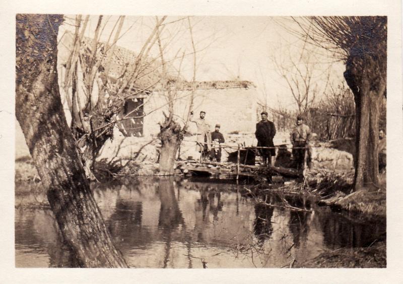 Photos de Cormicy et des environs : le canal, La Neuville et Sapigneul (entre 1914 et 1915) Ruisse11