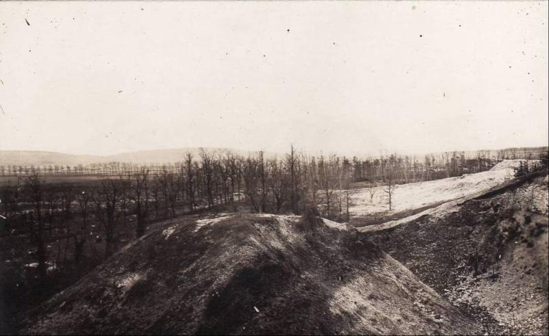 Photos de Cormicy et des environs : le canal, La Neuville et Sapigneul (entre 1914 et 1915) Vue10