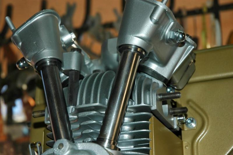 restauration - Restauration rouleau compresseur RV4T Richier+W110+Boite FCD Bernar13