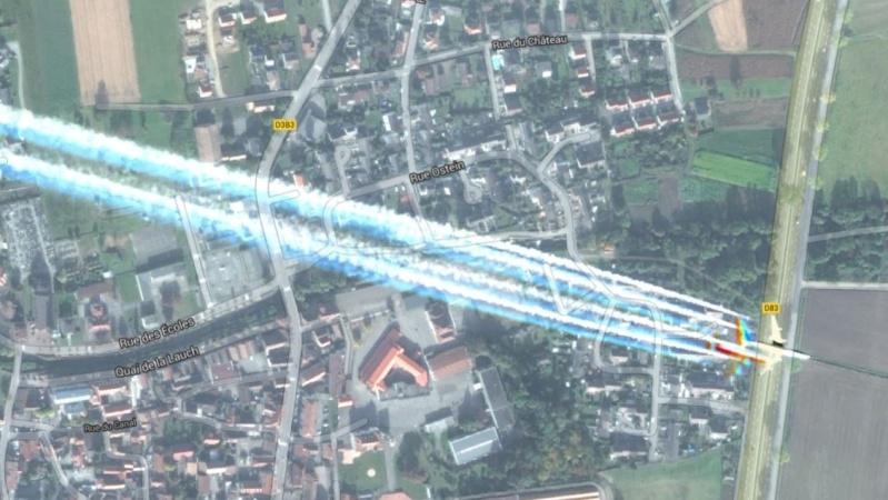 Avion etrange capturé sur google map au dessus de la Chine Avion10
