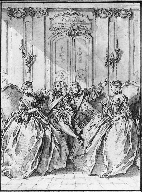 """18 novembre 1659: Première des """"Précieuses ridicules"""" 055_0010"""