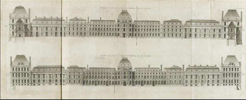 Novembre 1789: Toute la noblesse, restée à Paris, se fait un devoir de se présenter assidûment chez le Roi  1330