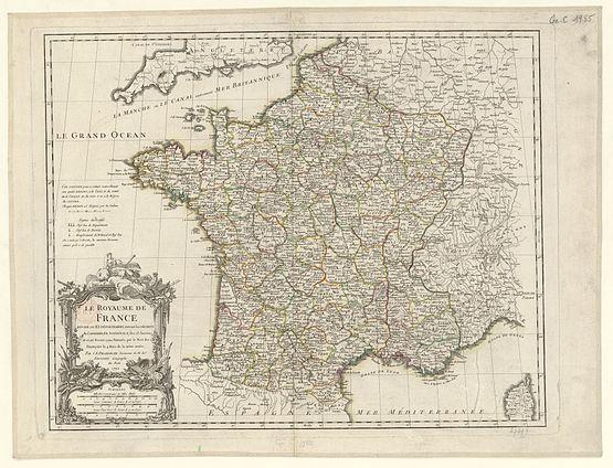 22 décembre 1789: L'Assemblée crée les départements 300px-17