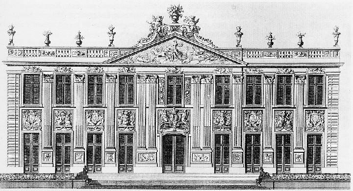 Marly - 13 octobre 1780: La Cour se rend à Marly 31950410