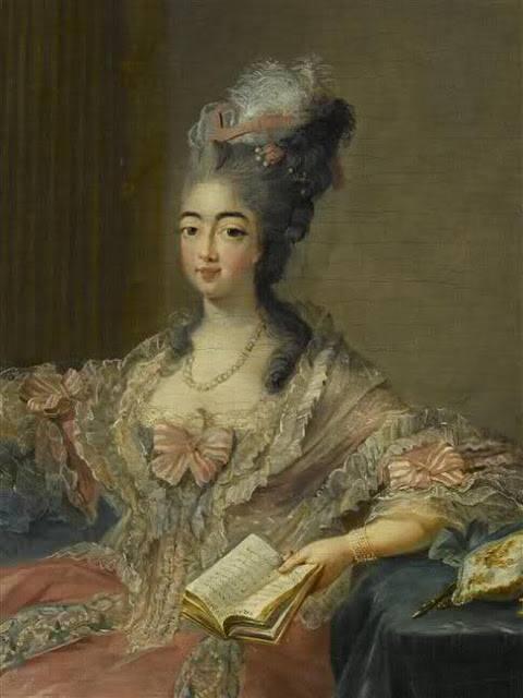 Marly - 07 octobre 1778: Fêtes au château de Marly 32742710