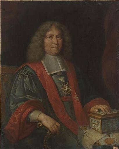 29 novembre 1698: Au conseil royal des finances 39441711