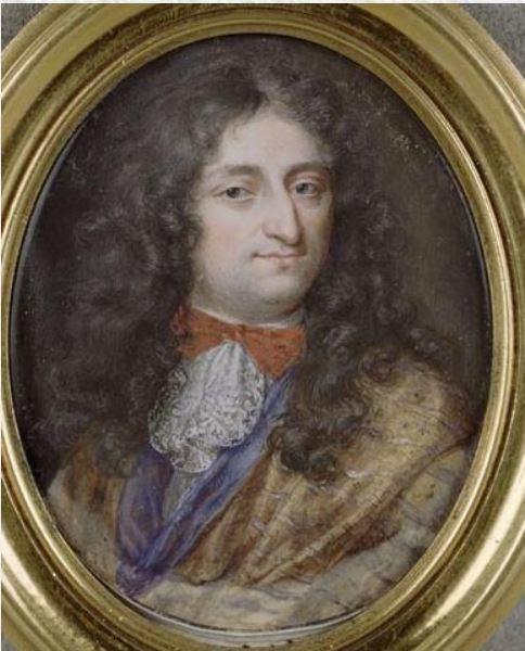 09 novembre 1685: Louis XIV apprend que le prince de Conti est à l'extrémité  3d507310