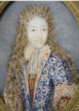 09 novembre 1685: Louis XIV apprend que le prince de Conti est à l'extrémité  3d507311