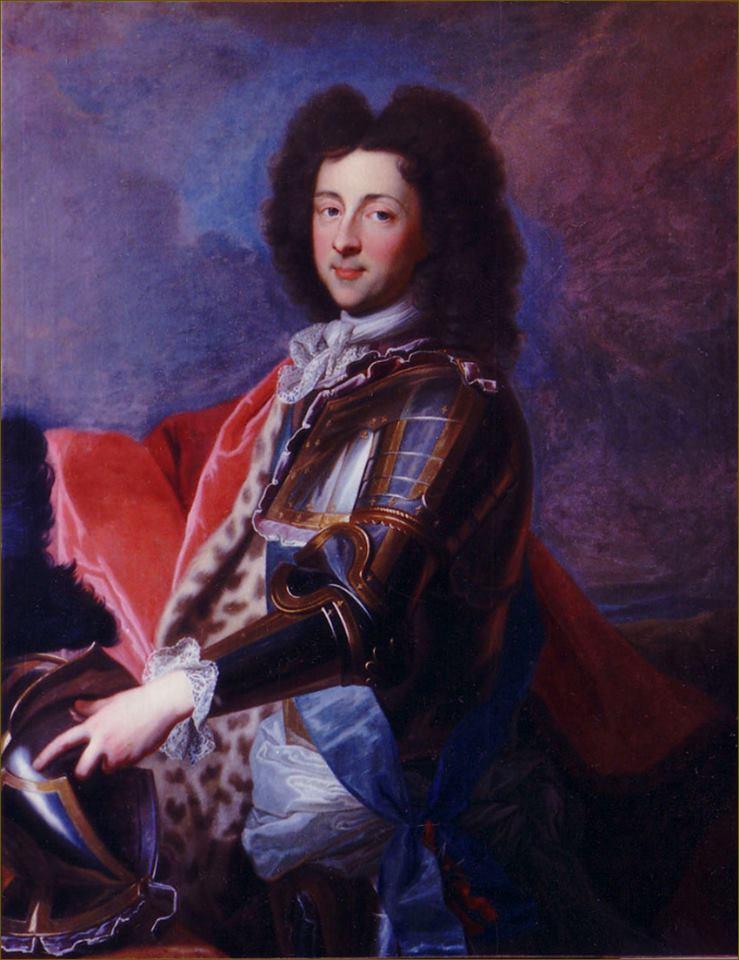 Novembre 1685: François louis de bourbon-conti 44607310