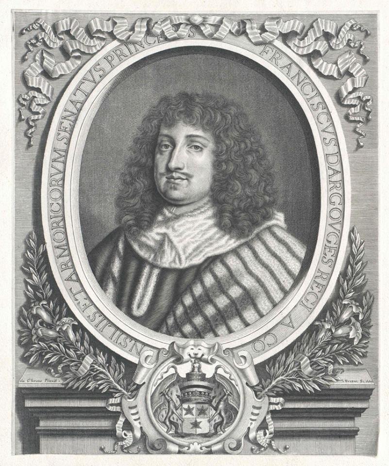12 novembre 1685: François d'Argouges 44672310