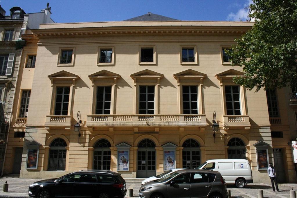 18 novembre 1777: Inauguration du théâtre Montansier  46429811