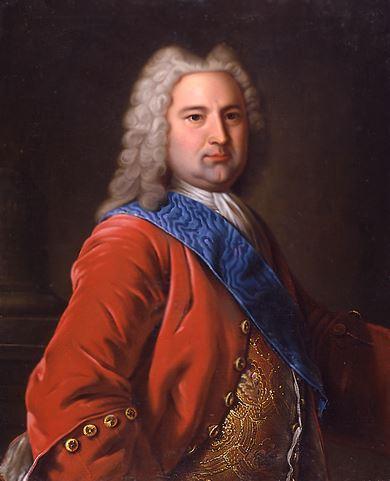 23 novembre 1690: Ernst Johann von Biron 46733011