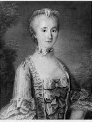 novembre 1789: Madame de Tourzel 74237011