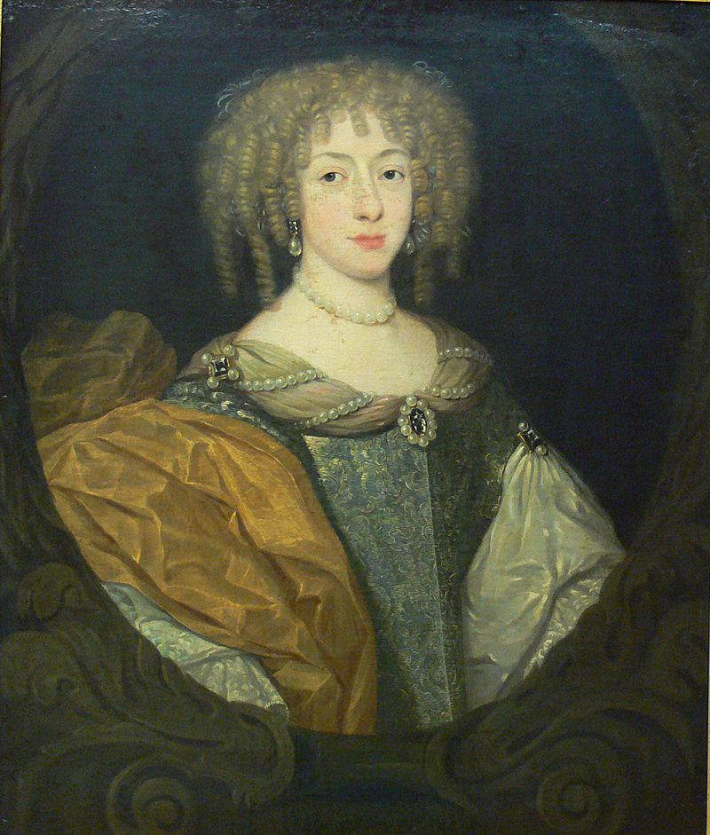 19 novembre 1671: Mariage de Monsieur 800px-91