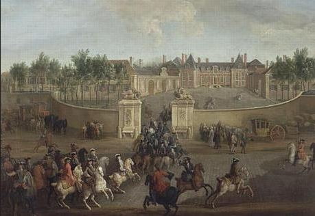 15 mai 1770: La Muette Capt1180
