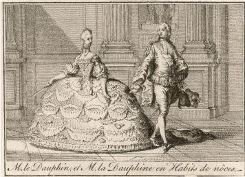 14 mai 1770: Marie-Antoinette à Compiègne Capt1185