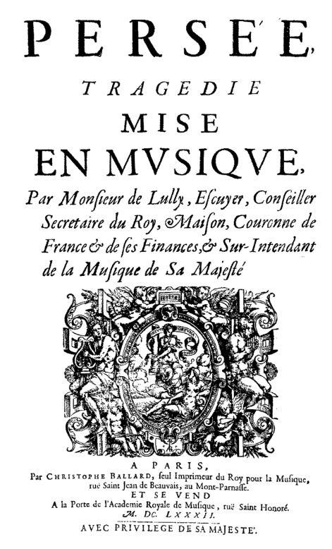 17 mai 1770: « Persée » de Lully Capt1196