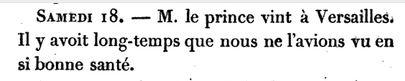 18 novembre 1684: Capt1758
