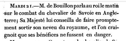 21 novembre 1684: Capt1761
