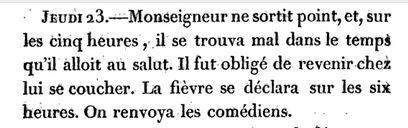 23 novembre 1684: Capt1763
