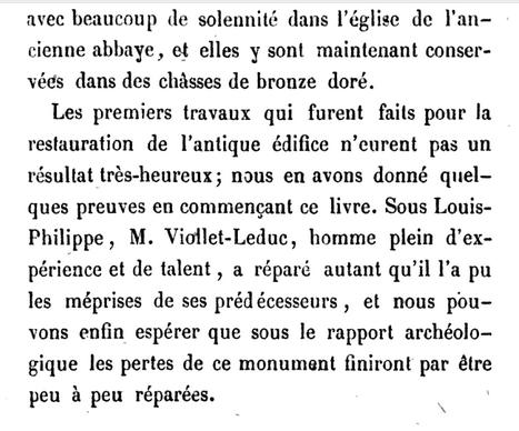 11 novembre 1793: Basilique royale de Saint-Denis Captu550