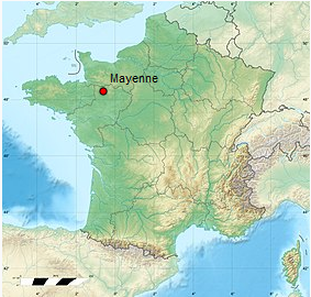 25 novembre 1793: Mayenne Captue55