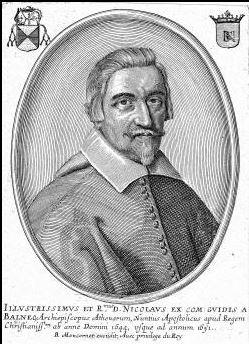 11 novembre 1644: Niccolo Guido di Bagno D2gqlo11