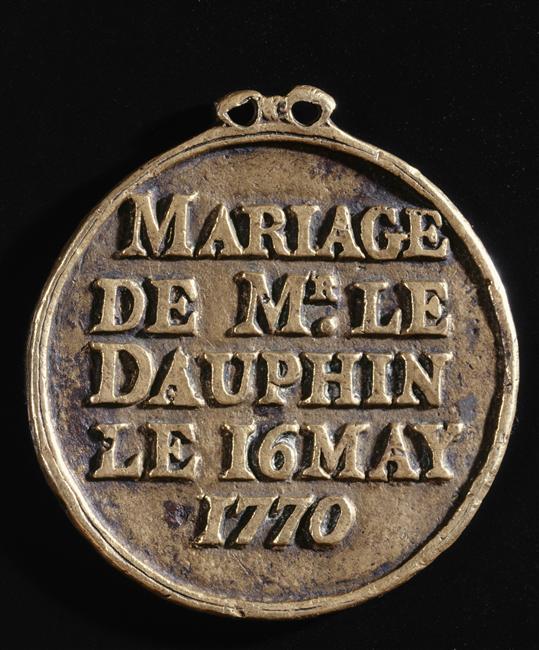 16 mai 1770: Mariage de Marie-Antoinette d'Autriche avec le futur Louis XVI D6t1_r10