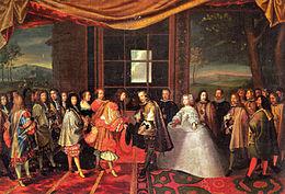 07 novembre 1659: signature du traité des Pyrénées Drvpoe10
