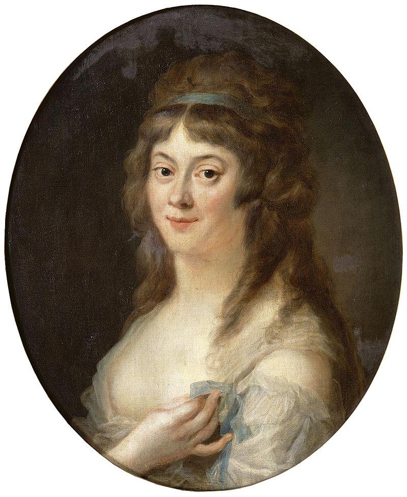08 novembre 1793 (18 Brumaire): Exécution de Madame Roland Heinsi10