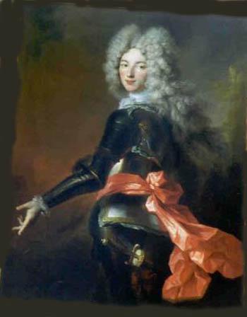 17 novembre 1690: Charles de Sainte-Maure, duc de Montausier Largil10