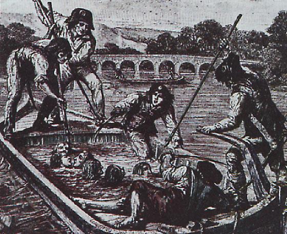 17 novembre 1793 Noyade10