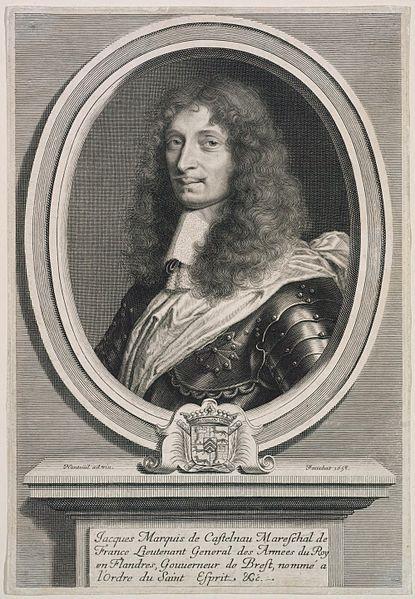 1er novembre 1646: Jacques de Castelnau de La Mauvissière Ob_d0f10
