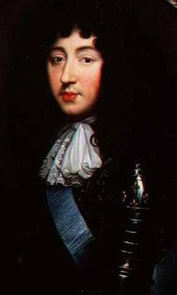 19 novembre 1671: Mariage de Monsieur Philip11