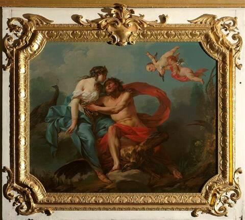 02 décembre 1723: Chambre du Dauphin