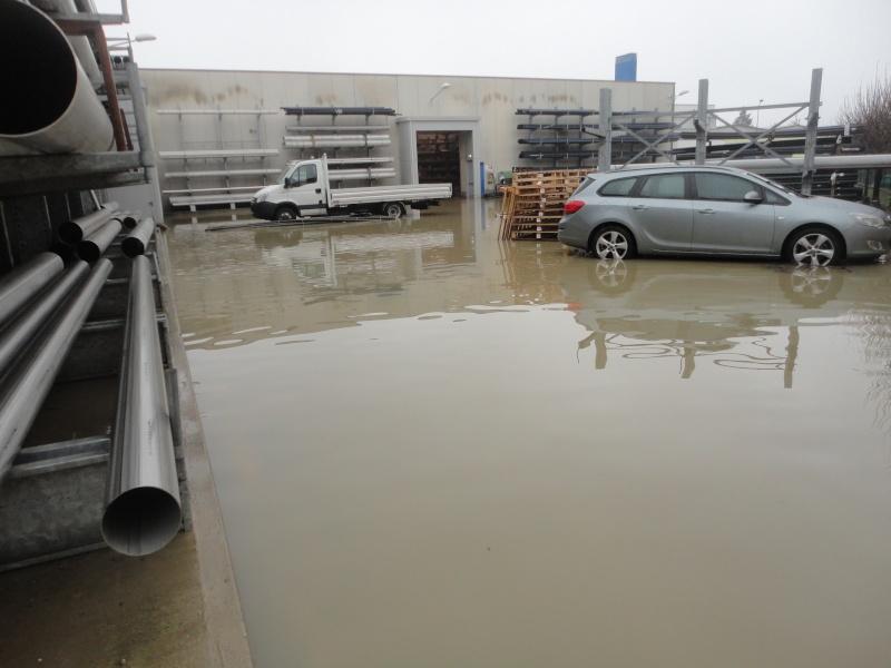 Alluvione a Padova Dsc01823