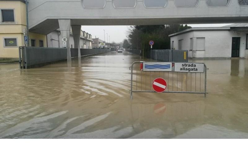 Alluvione a Padova Foto1110