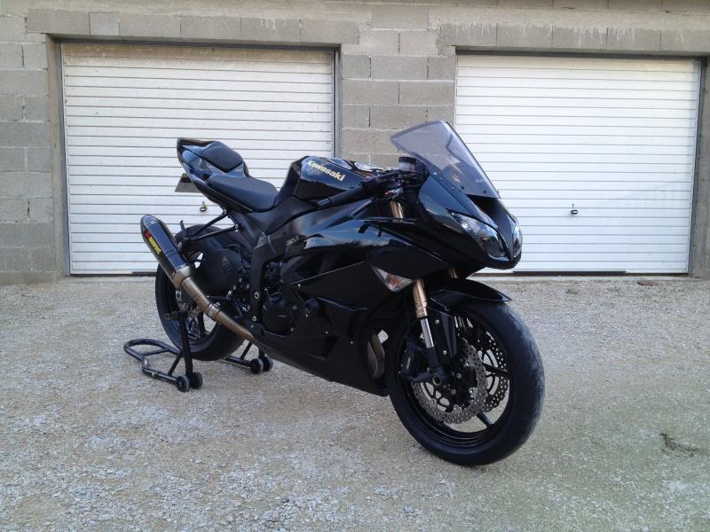 Zx6 k10 transformation  Img_1310