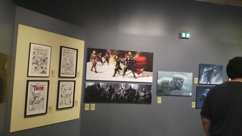Expo Marvel à Paris  Dsc_0221