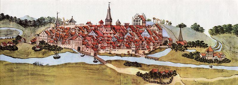 1630 : introduction pour une campagne Guerre de Trente Ans Demmin10