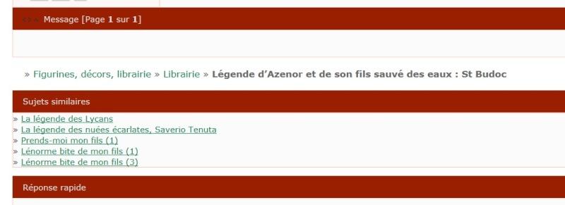 Légende d'Azenor et de son fils sauvé des eaux : St Budoc Mon_fi10