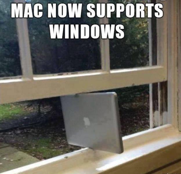 Solution PC sur un mac 14702810