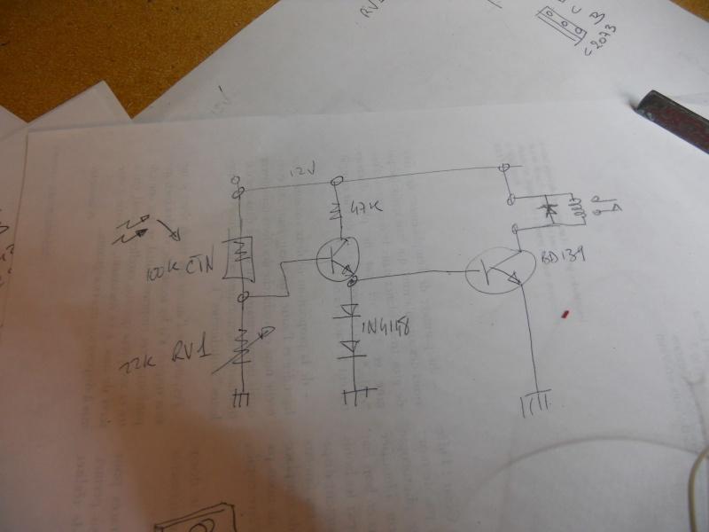 Construction d'une mini VMC Ch310