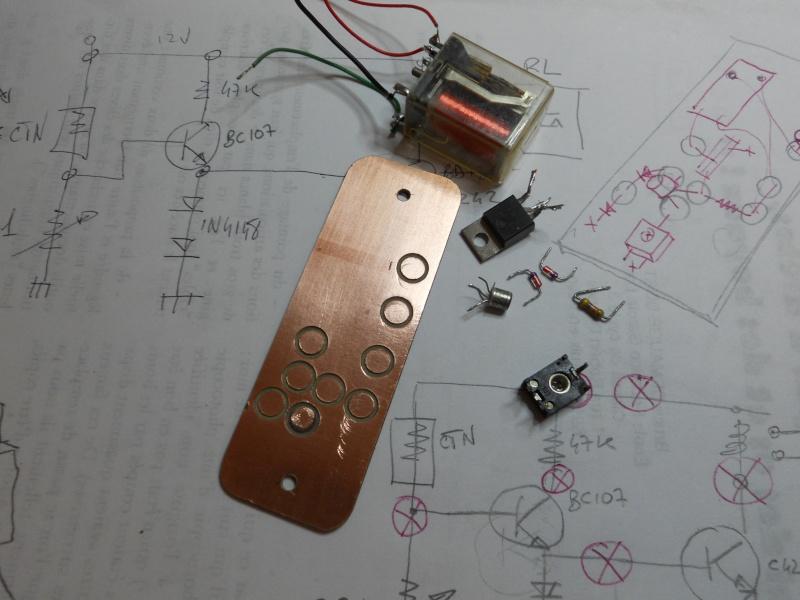 Construction d'une mini VMC Ch710