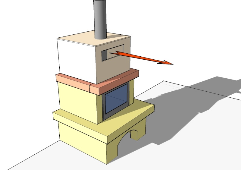 Construction d'une mini VMC Chemin11