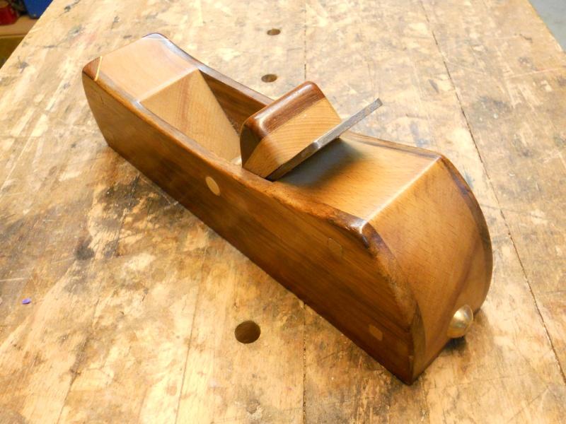 Fabrication de rabots en bois Dscn1210