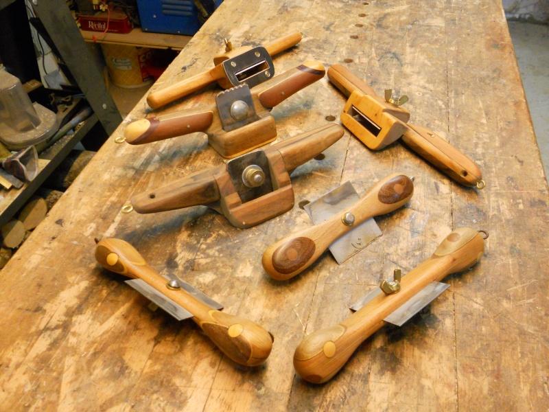 Fabrication de rabots en bois Dscn1217