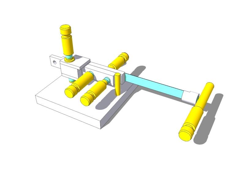 Etude et construction d'un manipulateur morse semi-automatique Vb4_qr11